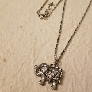 5/$15 Elephant Necklace